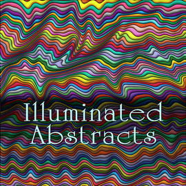 Illuminated Abstracts by Becky Titus