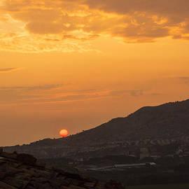 Bob Phillips - Sunrise over Gokceada Island