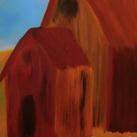 Impression Barn 1 by Michell Lazov