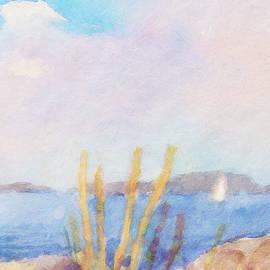 Impressionist Coast by Lutz Baar