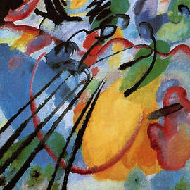 Improvisation 26 by Wassily Kandinsky