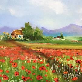 Viktoriya Sirris - In Love With Toscana