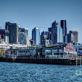 In Seattle by Deborah Klubertanz