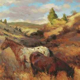 In the Hollow by Steve Henderson