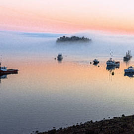 The Still Of the Morning by Marty Saccone