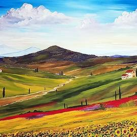 Deepa Sahoo - In Tuscany