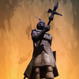 Al Bourassa - Inca King Huayna Capac IV