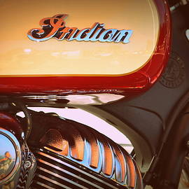 Amy Larson - Indian Motorcycle