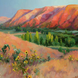Indian Hill by Steve Henderson