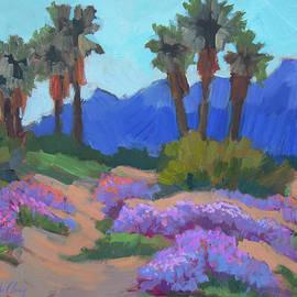 Diane McClary - Indian Wells Verbena