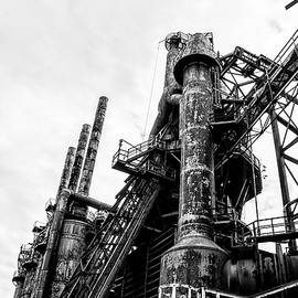 Bill Cannon - Industrial Steel Stacks - Bethlehem Pa