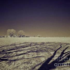 Infrared Landscape Lancaster Pa by Jeff Breiman