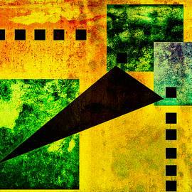 Inserted quadrates by Ramon Martinez