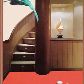 Panos Pliassas - Inside of a Yacht - 2003
