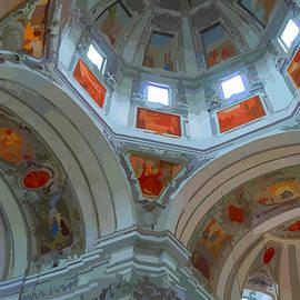 Brian Shaw - Inside Salzburg Cathedral