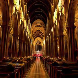 Miroslava Jurcik - Inside St Mary