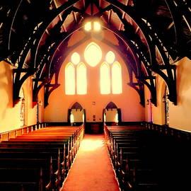 Inside the University Chapel - UVA