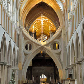 Brian Shaw - Inside Wells Cathedral
