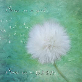 Jordan Blackstone - Inspirational Art - Some See A Wish