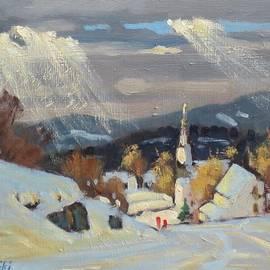 Into Williamstown by Len Stomski
