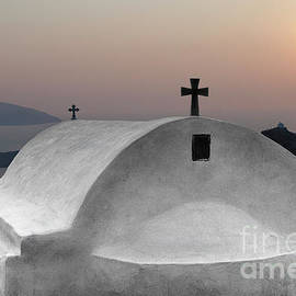 Ios Cyclades Greece by Bob Christopher