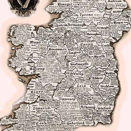 Irelands Counties by Val Byrne