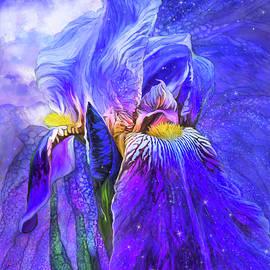 Iris - Goddess Of Starlight by Carol Cavalaris