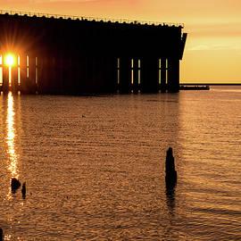Iron Ore Dock