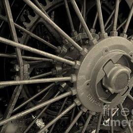 Craig Smith - Iron Wheel on Steam Powered Tractor