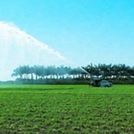 Irrigation Truck by Lars Lentz