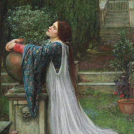 Isabella and the Pot of Basil - John William Waterhouse