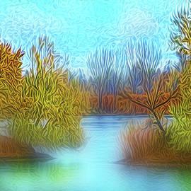 Joel Bruce Wallach - Island Autumn Dreams