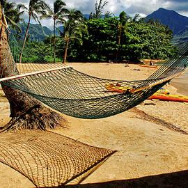 Island Retreat by Lynn Bauer