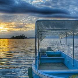 Jason Humbracht - Island Sunset