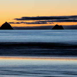 Islands in Silhouette by Russ Dixon
