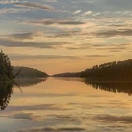 Michael Palko - Isle Royale McCargoe Cove Sunrise
