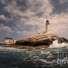 Thomas Gaitley - Isles of Shoals Lighthouse