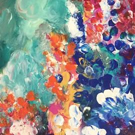 It is all about Flowers by Carol Stanley