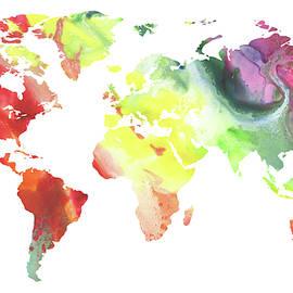 It Is Beautiful Colorful World - Irina Sztukowski