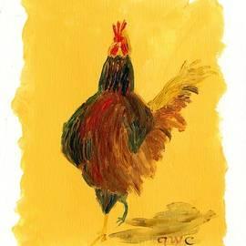 Gloria Condon - Italian Rooster
