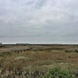It's A Grey Day In North Norfolk Today