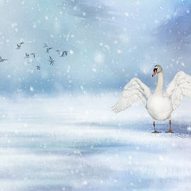 It's Snowing by Annie Snel