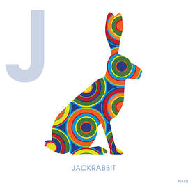 J is for Jackrabbit - Ron Magnes