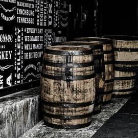 Jack Daniel's Tennessee Whiskey Barrels