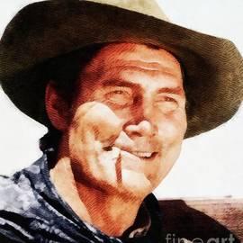 John Springfield - Jack Palance, Actor