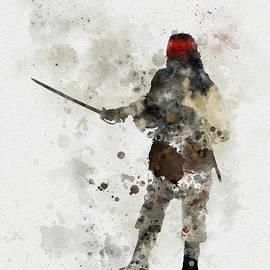 Jack Sparrow - Rebecca Jenkins