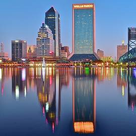 Frozen in Time Fine Art Photography - Jacksonville Florida at Daybreak