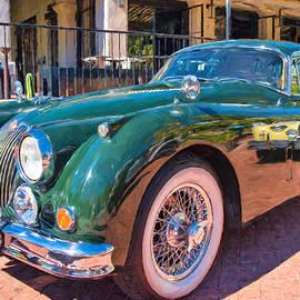 Jaguar Xk Classic by Dan McManus