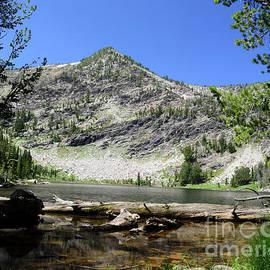Jahnke Lake by Brad Christensen