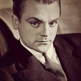 Esoterica Art Agency - James Cagney, Vintage Movie Star